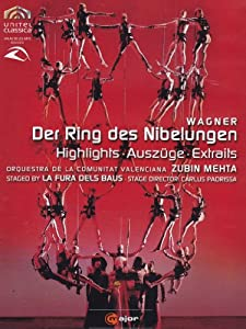 Wagner;Richard Der Ring Des Ni [Import]