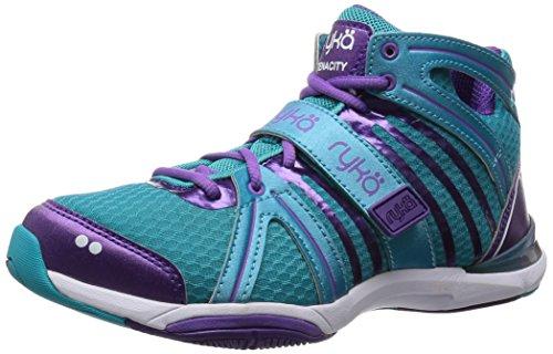 RYKA Women's Tenacity Cross-Training Shoe, Turquoise ...