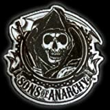 Sons Of Anarchy Sons Reaper Circular Patch