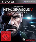 Metal Gear Solid V: Ground Zeroes (PS3) (USK 18)