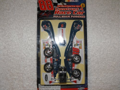 Construct A Race Car - Pull-back Powered NASCAR Toy - 1