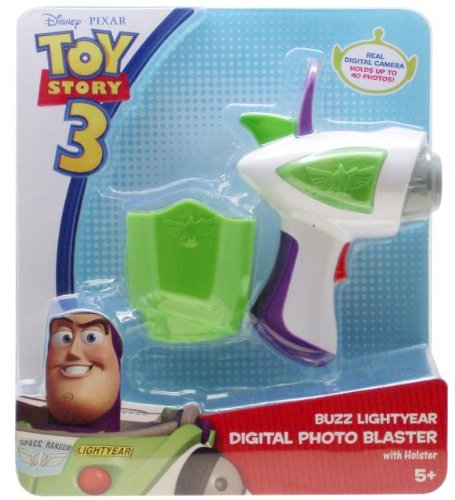 Digital Blue Toy Story 3 Digital Camera Blaster with Holster - 1