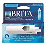 Brita Water Filter Bottle Replacement Filters 5 Count