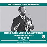 Intégrale Louis Armstrong /Vol.8 : Public Melody N°1 1937-1938
