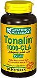 [海外直送品] Good'N Natural G&N トナリン 1000-CLA 60粒