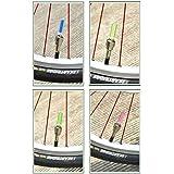 HOTER Bike LED Flash Light Wheel Valve Cap Bicycle Lamp(Price/Piece)