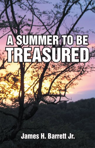 Book: A SUMMER TO BE TREASURED by James H. Barrett Jr.
