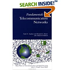 Book Cover: [share_ebook] Fundamentals of Telecommunication Networks
