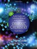 Organic Chemistry (Study Guide and Solutions Manual)