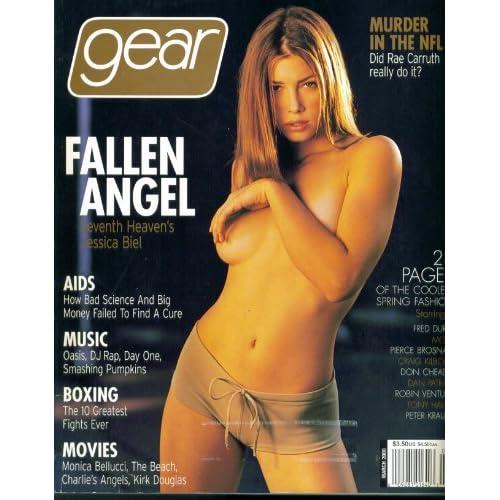 Jessica Biel cover of Gear