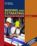 img - for Bidding and Estimating Procedures for Construction (2nd Edition) book / textbook / text book