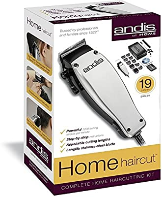 Andis Clippers At Home 19-Piece Complete Home Hair Cutting Kit 1 ea