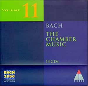 Bach 2000 Vol. 11 Kammermusik