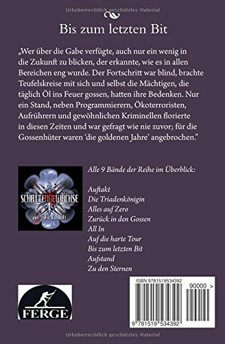 Bis zum letzten Bit: Schattengewächse - eine nahe Zukunft, Band 7: Volume 7