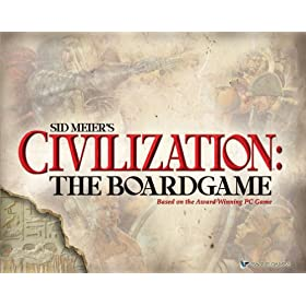 Civilization board game!
