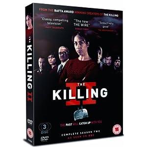 The Killing - Series 2 [DVD]