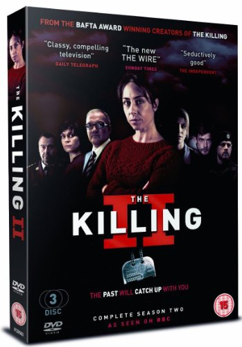 The Killing - Series 2 [DVD]