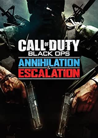 "Call of Duty: Black Ops ""Annihilation & Escalation"" DLC [Online Game Code]"