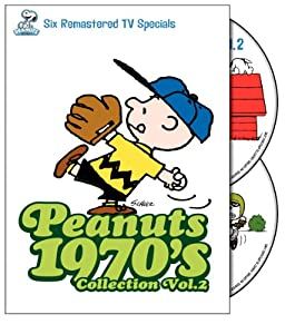 Peanuts: 1970's Collection, Vol. 2 (Be My Valentine Charlie Brown / You're a Good Sport / It's Arbor Day / What a Nightmare / It's Your First Kiss / You're the Greatest)