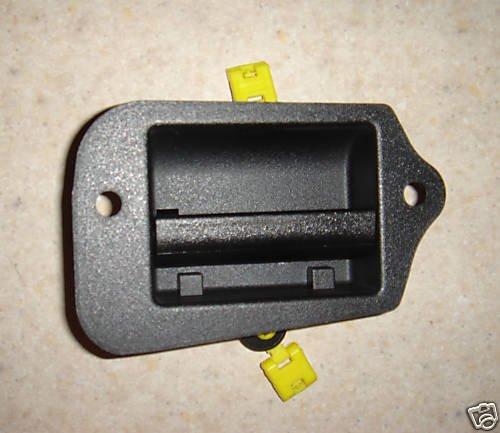 GMC Sonoma Interior 3rd Door Handle for 1994 1995 1996 1997 1998 1999 2000 2001 2002 2003 2004 Third Door fitting 94 95 96 97 98 99 00 01 02 03 04 (Chevy S10 3rd Door Latch compare prices)