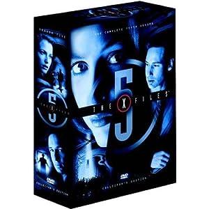 The X Files : Intégrale Saison 5 - Coffret 6 DVD
