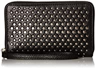 Marc by Marc Jacobs New Q Degrade Studs Wingman Wristlet