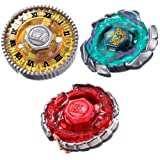 Beyblades JAPANESE Metal Fusion Set #BB117 Ultimate Bey Set
