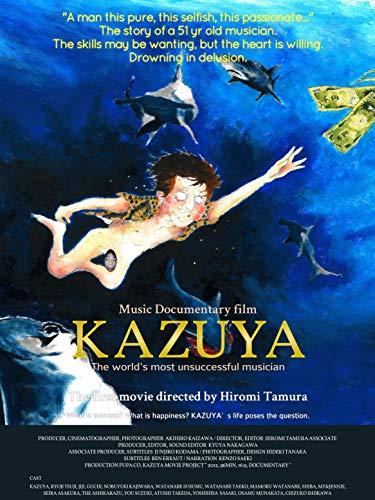 KAZUYA - The world's most unsuccessful musician on Amazon Prime Video UK