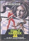 Space Harrier II - Sega Genesis