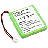 CellePhone Battery Ni-MH for Audioline SLIM DECT 500 / Medion MD81877 / T-Com Sinus A201 / AVM Fritz Fon MT-D ( replaced 5M702BMX )