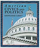 American Civics and Politics Knowledge Cards™ (0764907735) by Pomegranate