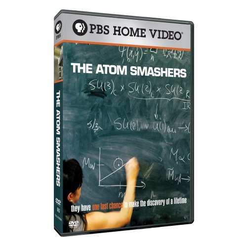 Independent Lens: The Atom Smashers [DVD] [Import]