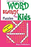 Word Search Puzzles for Kids (Volume 1)