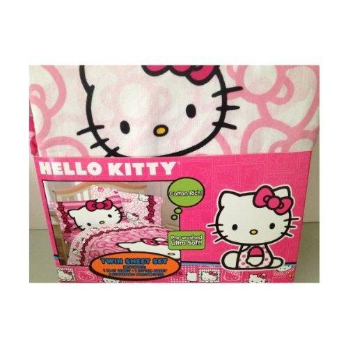 Hello Kitty Sheets Twin