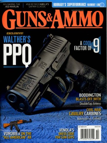 Guns & Ammo [US] October 2011 (単号)