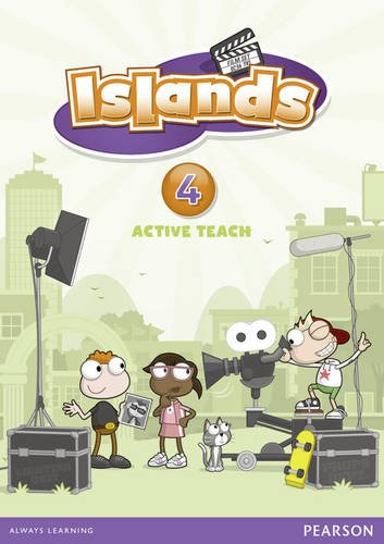 Islands Level 4 Active Teach