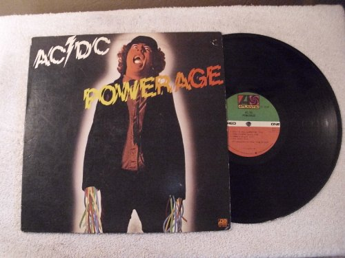 AC/DC - 1978-Powerage - Zortam Music