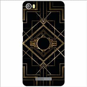 Design Worlds - Lava Iris X8 Designer Back Cover Case - Multicolor Phone Cover