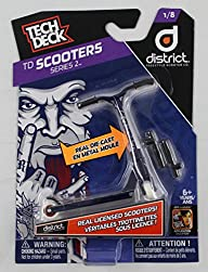 Tech Deck TD Scooters Series 2 Distri…