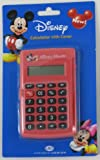 Disney Mickey Mouse 8-digit Electronic Calculator for Girls Back to School Calculator