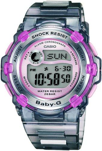 CASIO (カシオ) 腕時計 Baby-G Jewel Gray Reef BG-3000-8JF