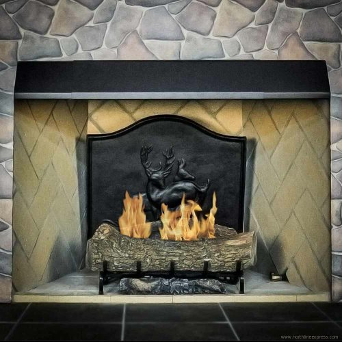 """UniFlame Extra Heavy Duty Safety Fireplace Matches 11/"""" Long Wooden Set 2 Boxes"""