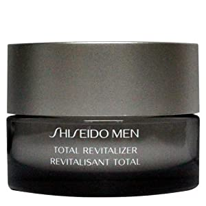 Shiseido Men total Revitalizer Cream for Men, 1.8 Oz