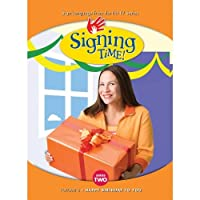Signing Time Series 2 Vol.2 - Happy Birthday to You