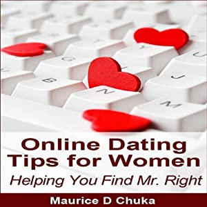 Online Dating Tips for Women Audiobook