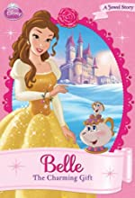 Disney Princess Belle The Charming Gift Disney Princess Chapter Book A Jewel Story