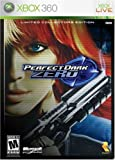 Perfect Dark Zero Limited Edition Tin Box - Xbox 360