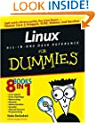 Linux All-in-One Desk Reference For Dummies (For Dummies (Computers))