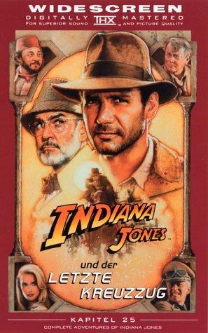 Indiana Jones und der letzte Kreuzzug (THX/WS) [VHS]