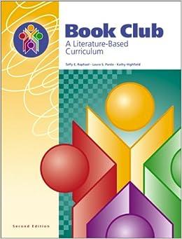 literature based curriculum